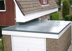 Cold Applied Liquid roofs