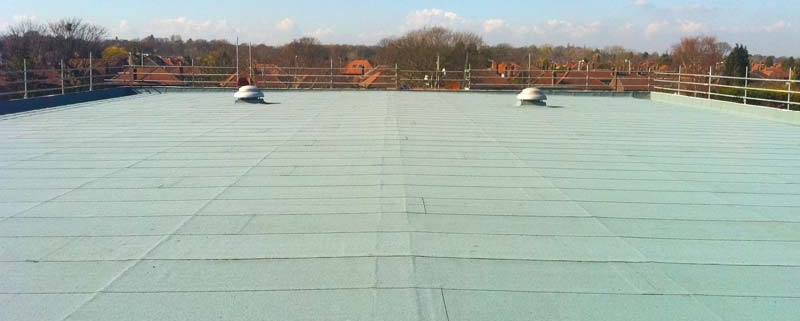 Built up felt School Roof Manchester Flat Roofing