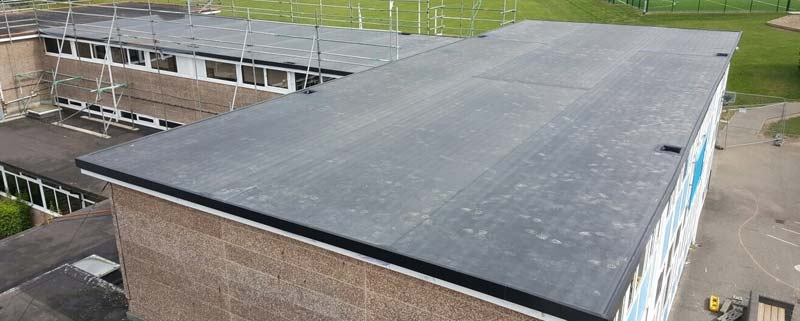EPDM Roofing School Roofs Manchester