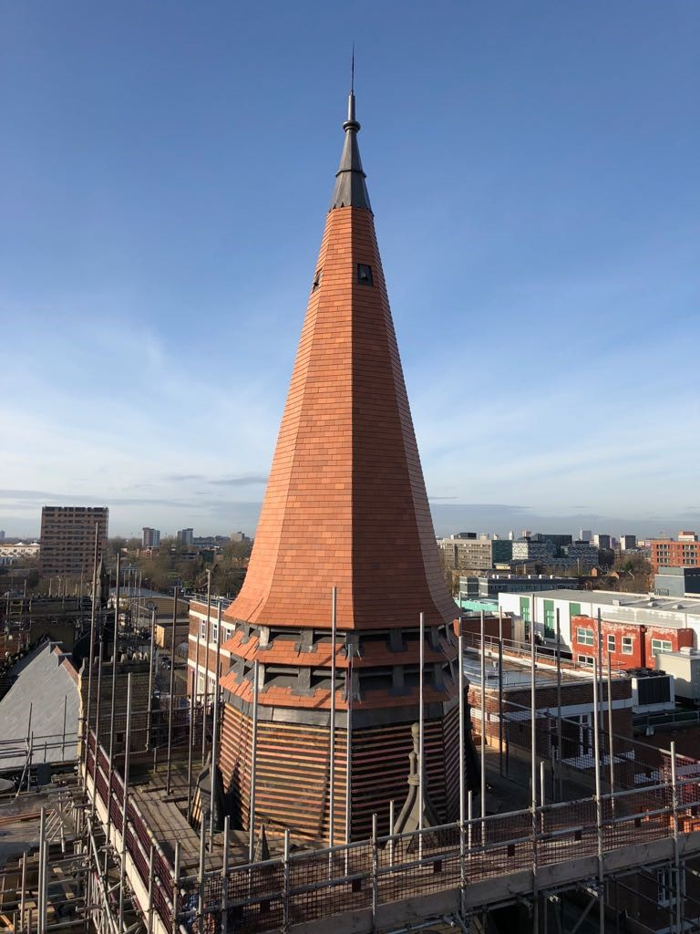 Heritage Commercial Pitched Roofing University of Manchester